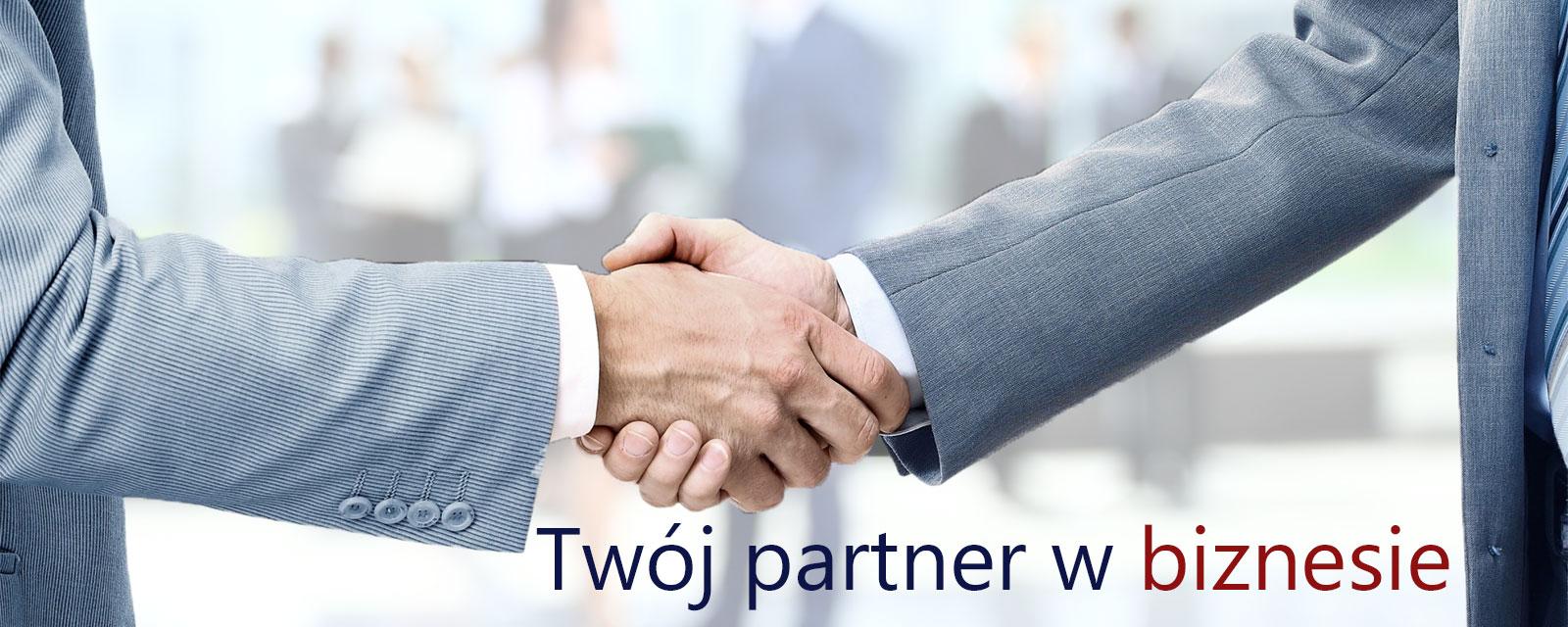 Twój partner w biznesie